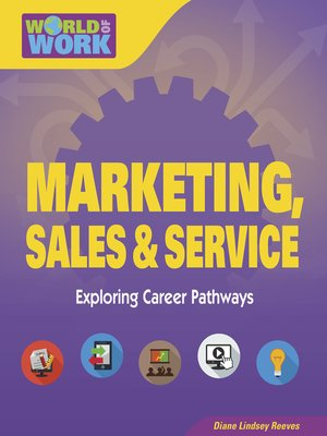 cover image of Marketing, Sales & Service