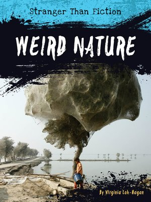 cover image of Weird Nature