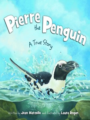 cover image of Pierre the Penguin