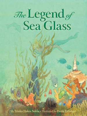 cover image of Legend of Sea Glass