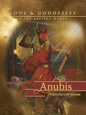 cover image of Anubis