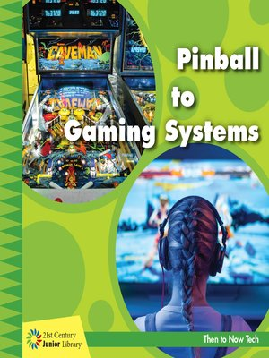 cover image of Pinball to Gaming Systems
