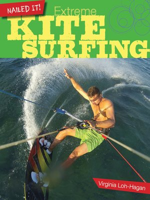 cover image of Extreme Kite Surfing