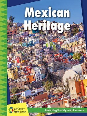cover image of Mexican Heritage