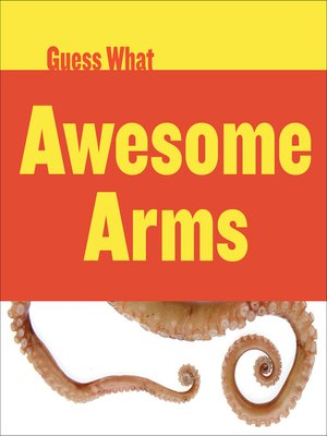 cover image of Awesome Arms
