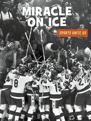 cover image of Miracle on Ice