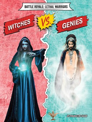 cover image of Witches vs. Genies