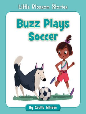 cover image of Buzz Plays Soccer