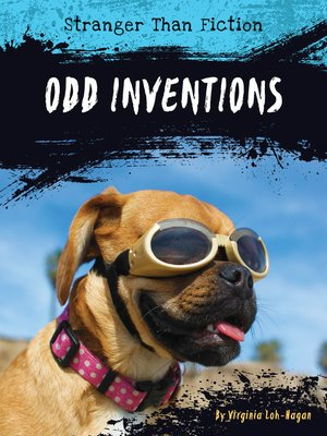 cover image of Odd Inventions