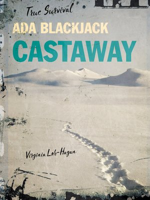 cover image of Ada Blackjack