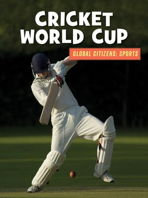 cover image of Cricket World Cup