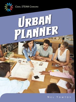 cover image of Urban Planner