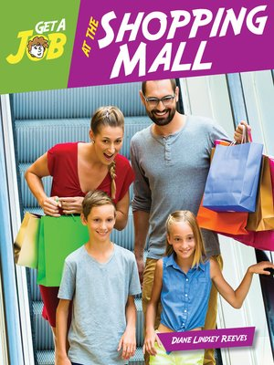 cover image of Get a Job at the Shopping Mall