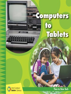 cover image of Computers to Tablets