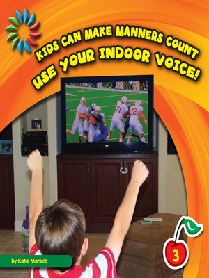 cover image of Use Your Indoor Voice!