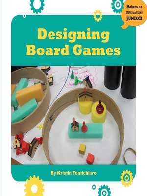 cover image of Designing Board Games