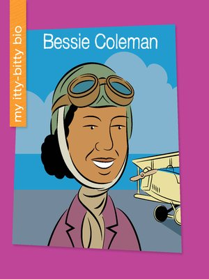 cover image of Bessie Coleman