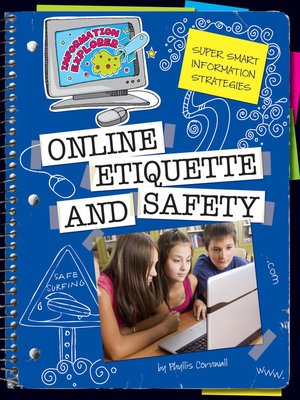 cover image of Online Etiquette and Safety
