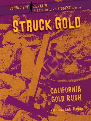 cover image of Struck Gold