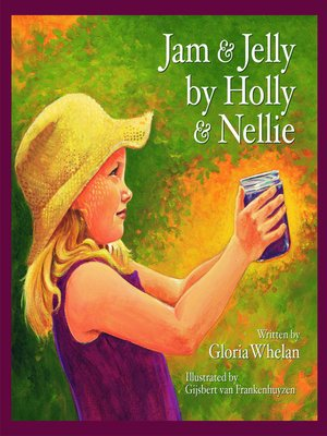 cover image of Jam and Jelly by Holly and Nellie