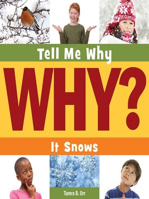 cover image of It Snows