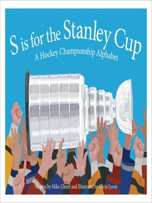 cover image of S is for the Stanley Cup