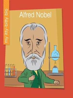 cover image of Alfred Nobel