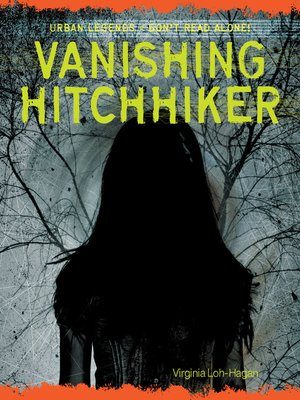 cover image of Vanishing Hitchhiker