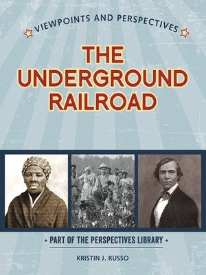 cover image of Viewpoints on the Underground Railroad