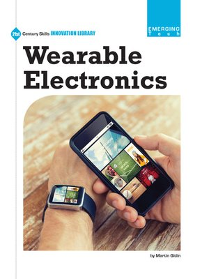 cover image of Wearable Electronics