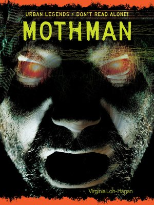cover image of Mothman
