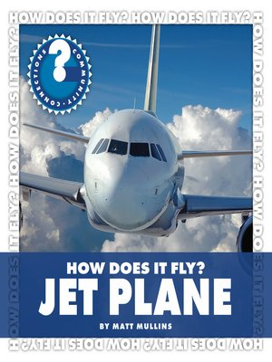 cover image of How Does It Fly? Jet Plane