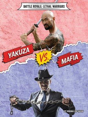 cover image of Yakuza vs. Mafia