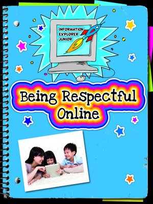 cover image of Being Respectful Online