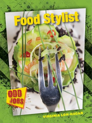 cover image of Food Stylist