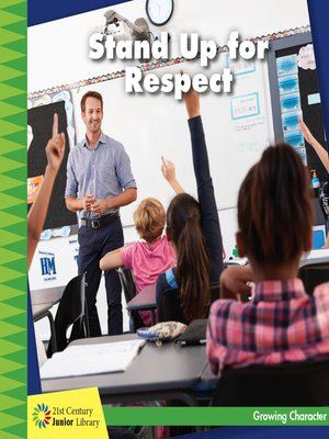 cover image of Stand Up for Respect