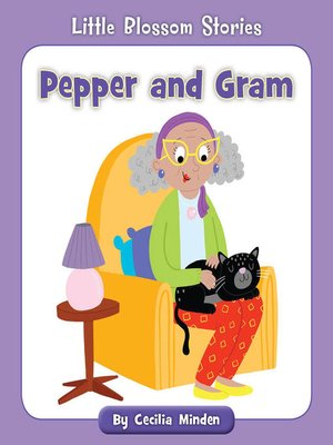 cover image of Pepper and Gram