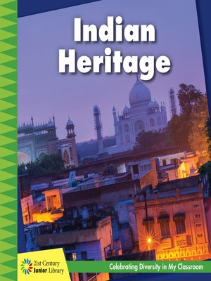 cover image of Indian Heritage