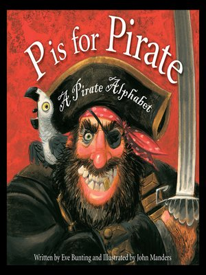 cover image of P is for Pirate