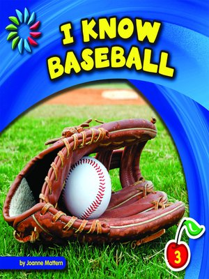 cover image of I Know Baseball