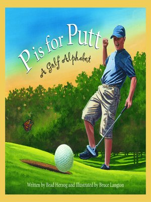 cover image of P is for Putt