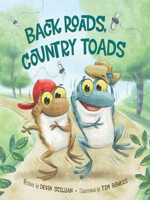 cover image of Back Roads, Country Toads