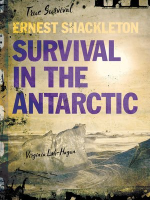 cover image of Ernest Shackleton