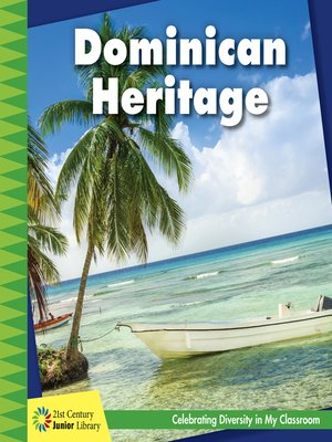 cover image of Dominican Heritage