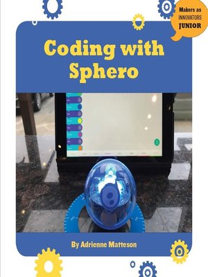cover image of Coding with Sphero