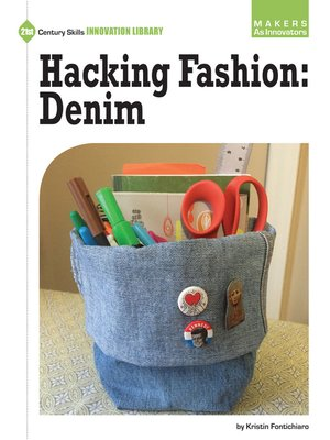 cover image of Hacking Fashion