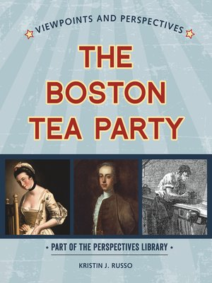 cover image of Viewpoints on the Boston Tea Party