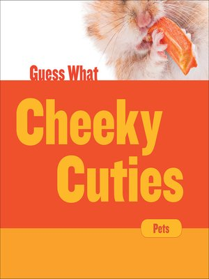 cover image of Cheeky Cuties