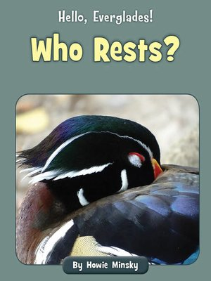 cover image of Who Rests?