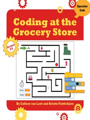 cover image of Coding at the Grocery Store